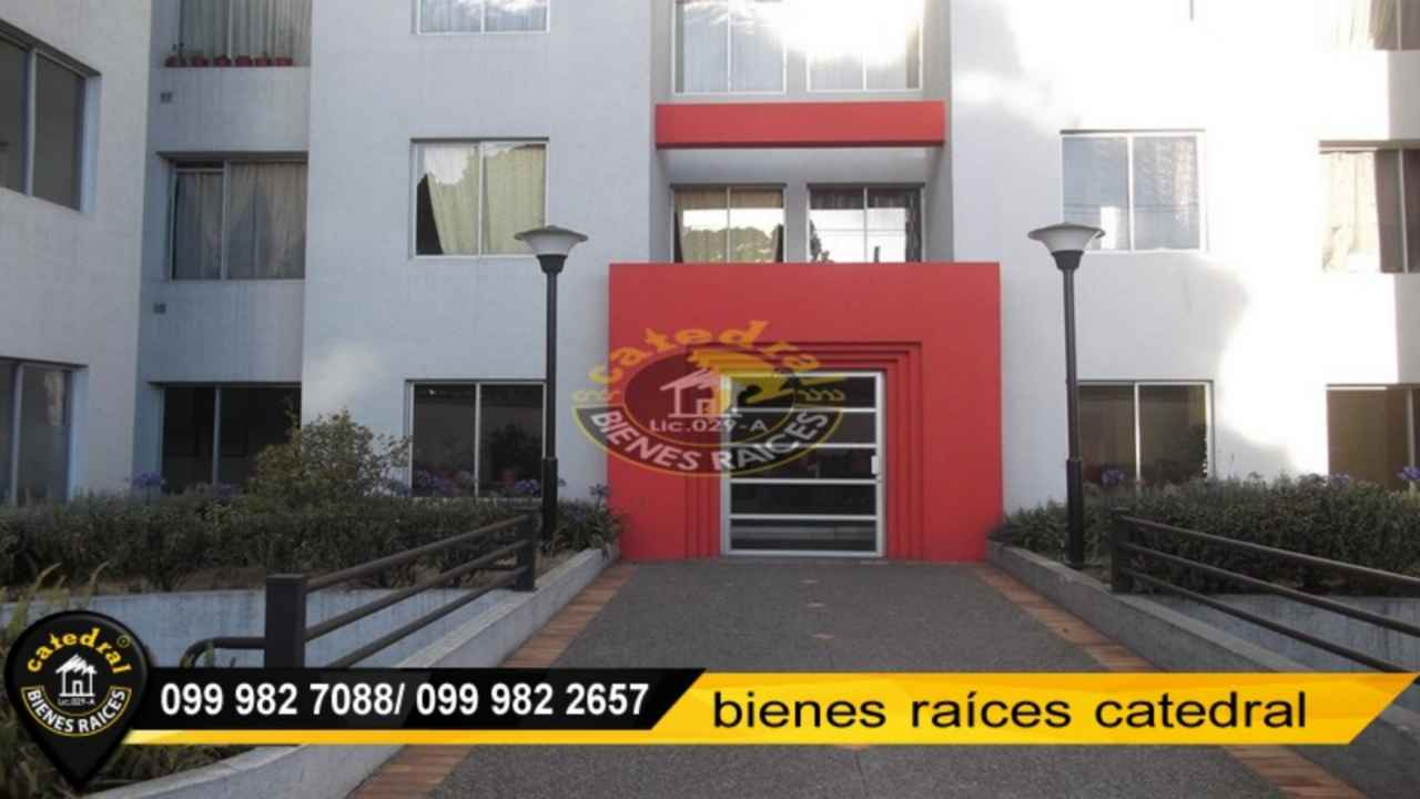 Apartment for Sale in Quito Ecuador sector Torres San José cerca de Quicentro Sur
