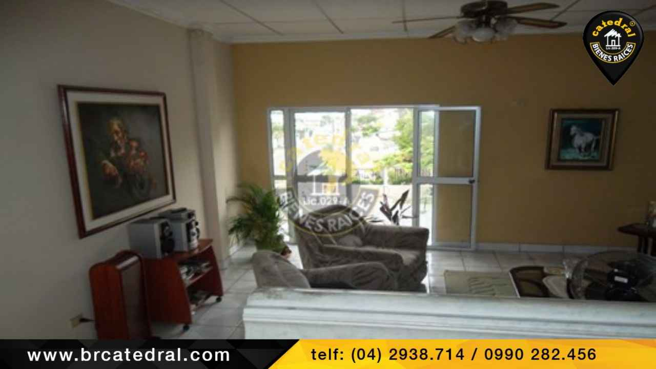 House for Sale in Guayaquil Ecuador sector Ceibos