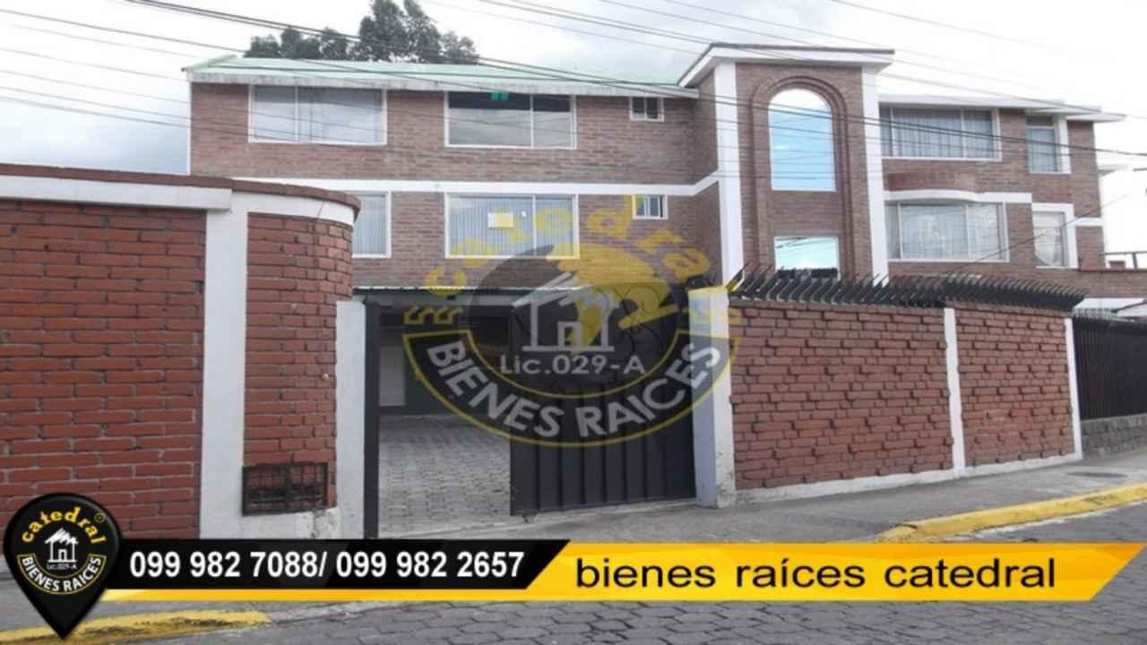 Departamento de Venta en Quito Ecuador sector Sector de Selva Alegre/ Valle de los Chillos