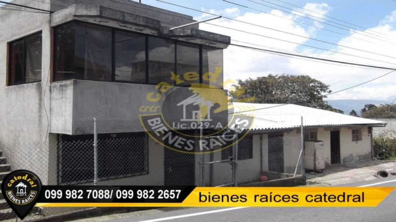 Villa Casa de Venta en Quito Ecuador sector El Vinculo, Valle de los Chillos