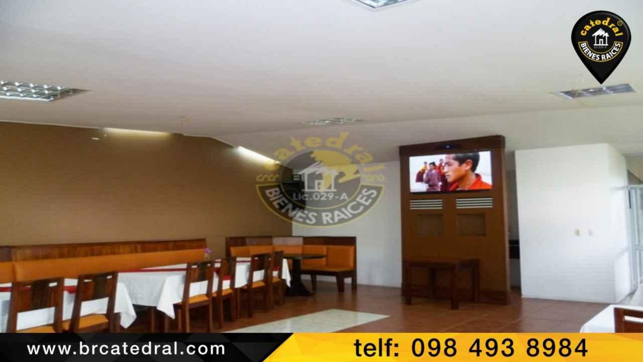 Commercial property for Sale in Azogues Ecuador sector Sector Zhirincay