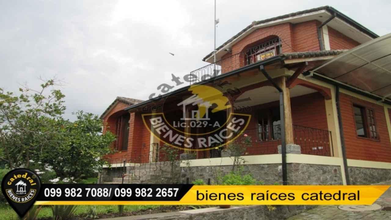 Villa Casa de Venta en Quito Ecuador sector Sector Balbinas  Barrio la Victoria