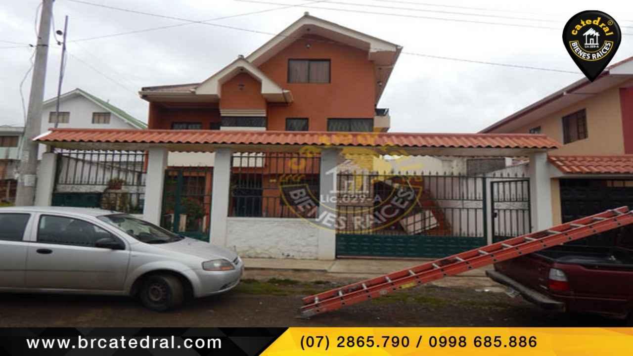 Apartment for Rent in Cuenca Ecuador sector Colegio Santana PB