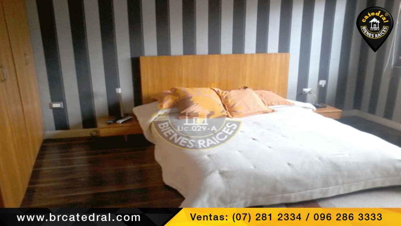 House for Sale in Cuenca Ecuador sector El Crea