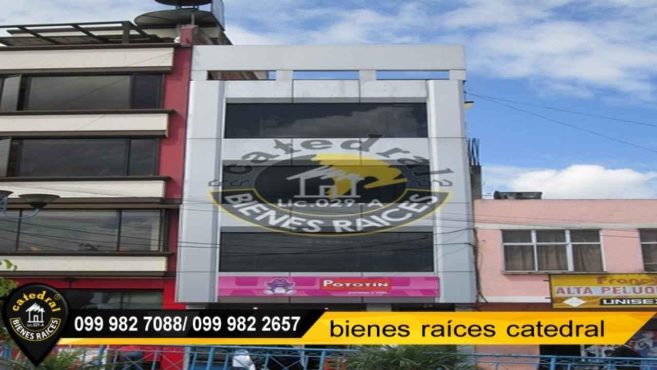 Local Comercial/Oficina de Venta y Alquiler en Quito Ecuador sector Parque Turismo, Valle de los Chillos