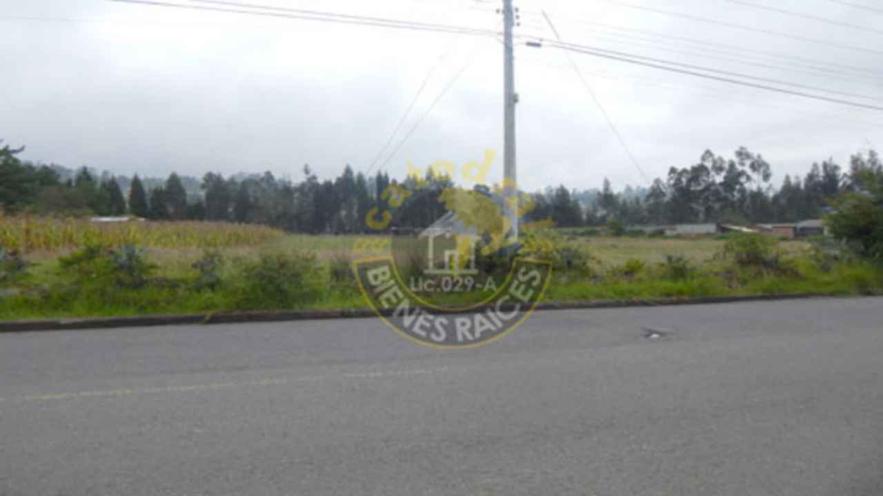 Land for Sale in Cuenca Ecuador sector Chiquintad - San Andres