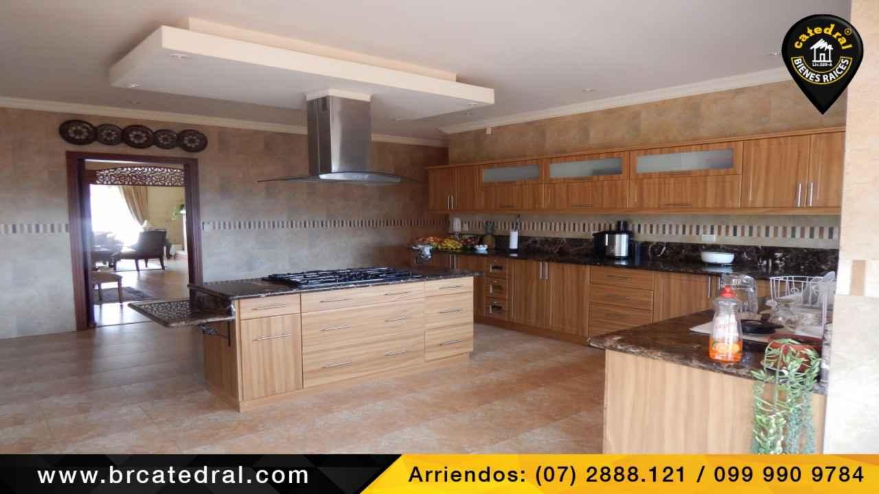 House for Sale in Cuenca Ecuador sector Rio Amarillo