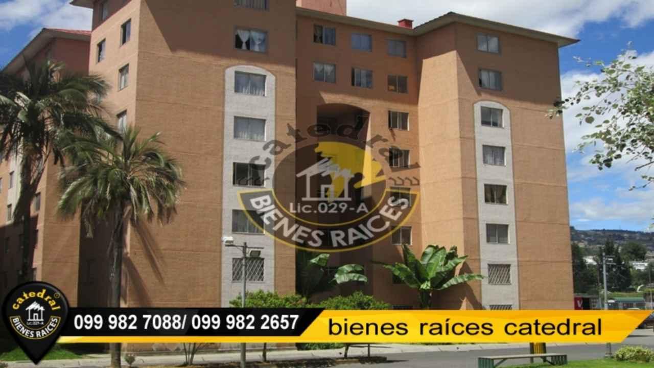 Departamento de Alquiler en Quito Ecuador sector Luluncoto - Condominio San Pedro