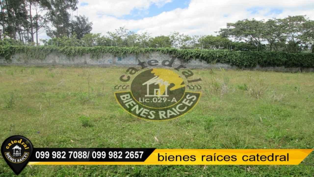 Terreno de Venta en Quito Ecuador sector Sector Puembo/ barrio Chicheobraje,