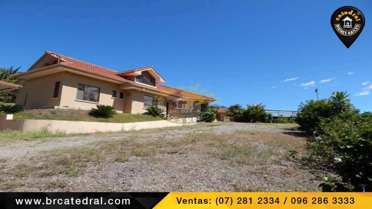 Ranch for Sale in Cuenca Ecuador sector Cataviña -Yunguilla