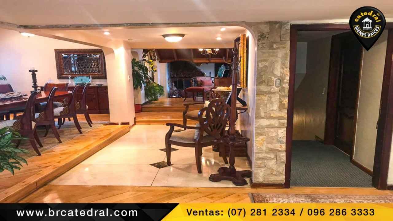 Apartment for Sale in Cuenca Ecuador sector Sector Hotel Oro Verde - Ordoñez Lasso