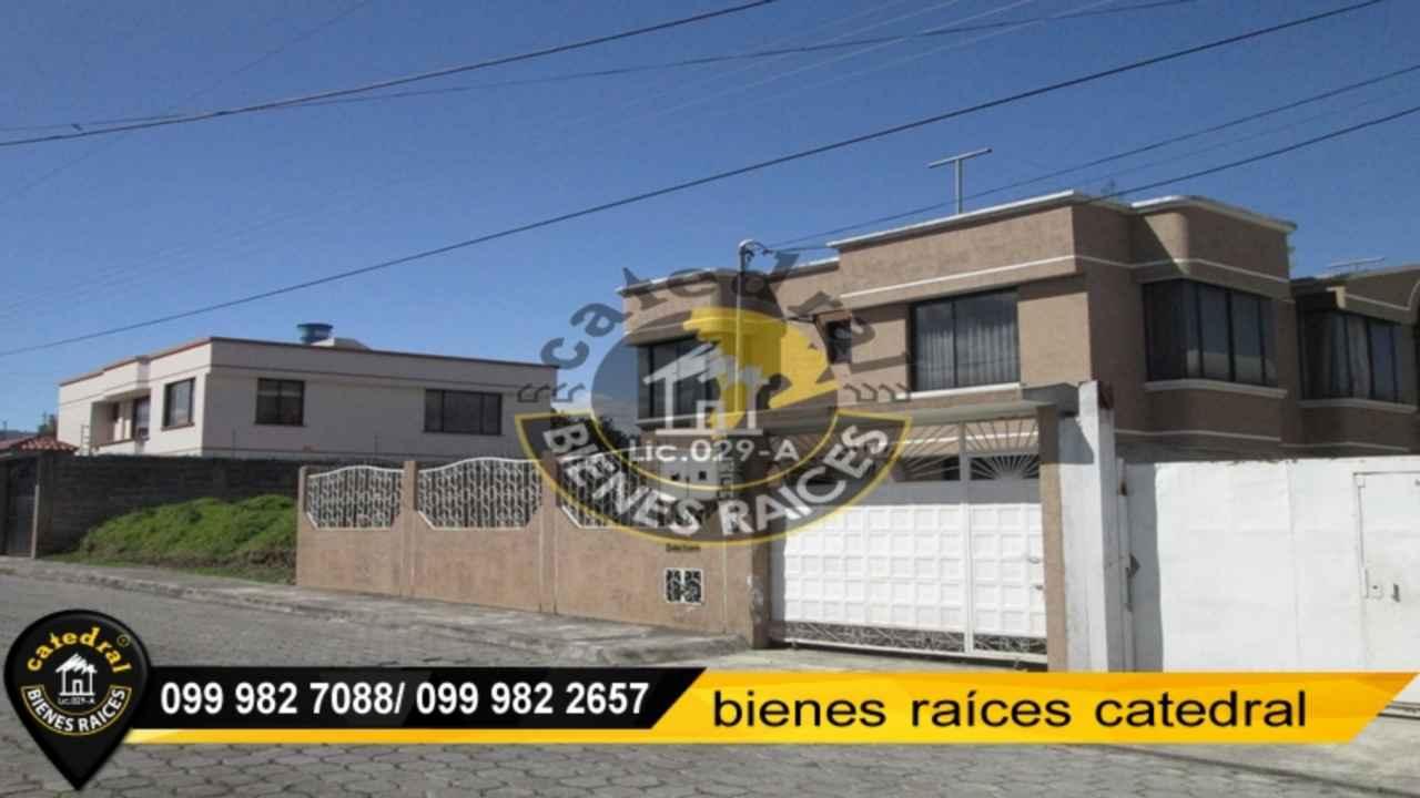 Villa Casa de Alquiler en Quito Ecuador sector San Nicolas- Los Viñedos/Sangolquí/Valle de los Chillos