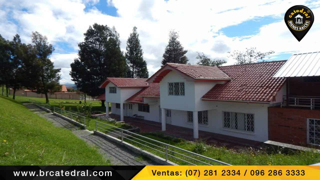 Ranch for Sale in Cuenca Ecuador sector Monay Baguanchi
