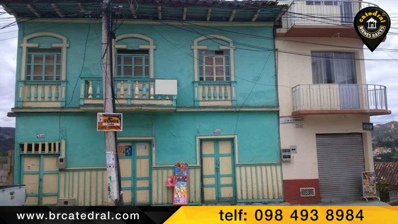 Villa Casa de Venta en Azogues Ecuador sector  Calle 4 de Noviembre
