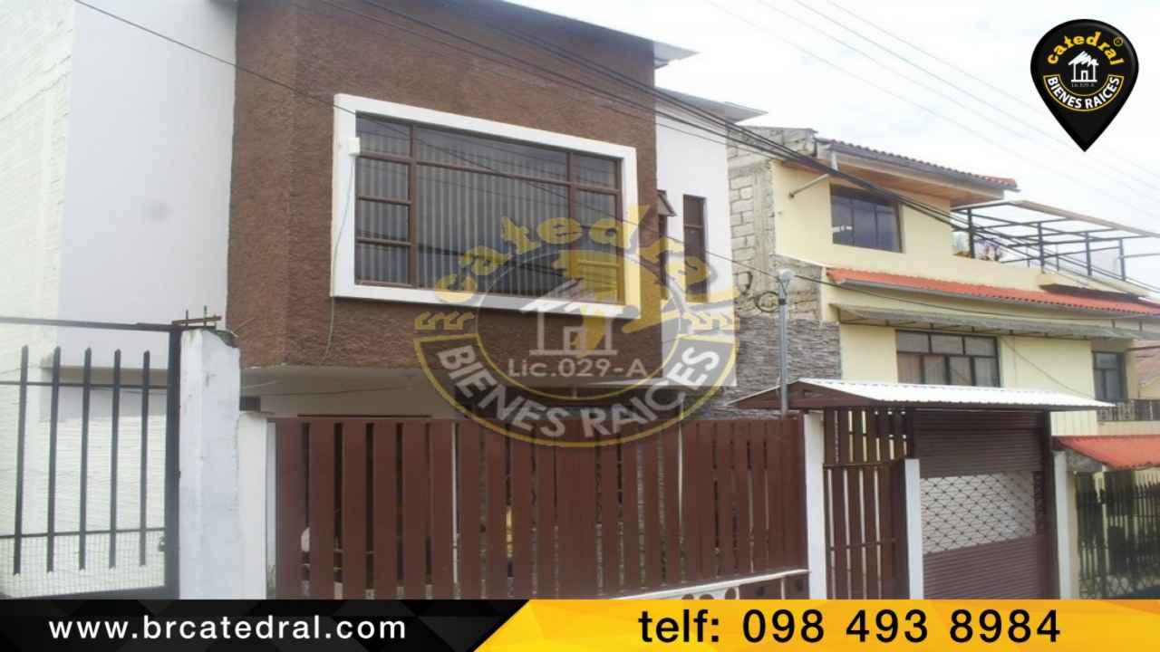 Villa Casa de Venta en Azogues Ecuador sector Colegio Juan  Bautista