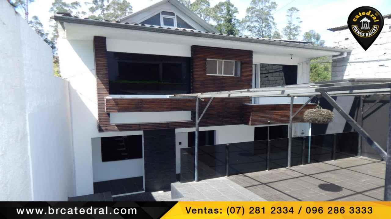 House for Sale in Cuenca Ecuador sector Cerca colegio Garaicoa - Barrio El Coco