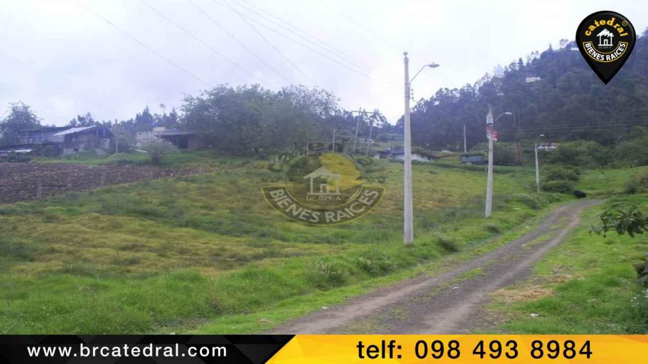 Land for Sale in Azogues Ecuador sector Biblián