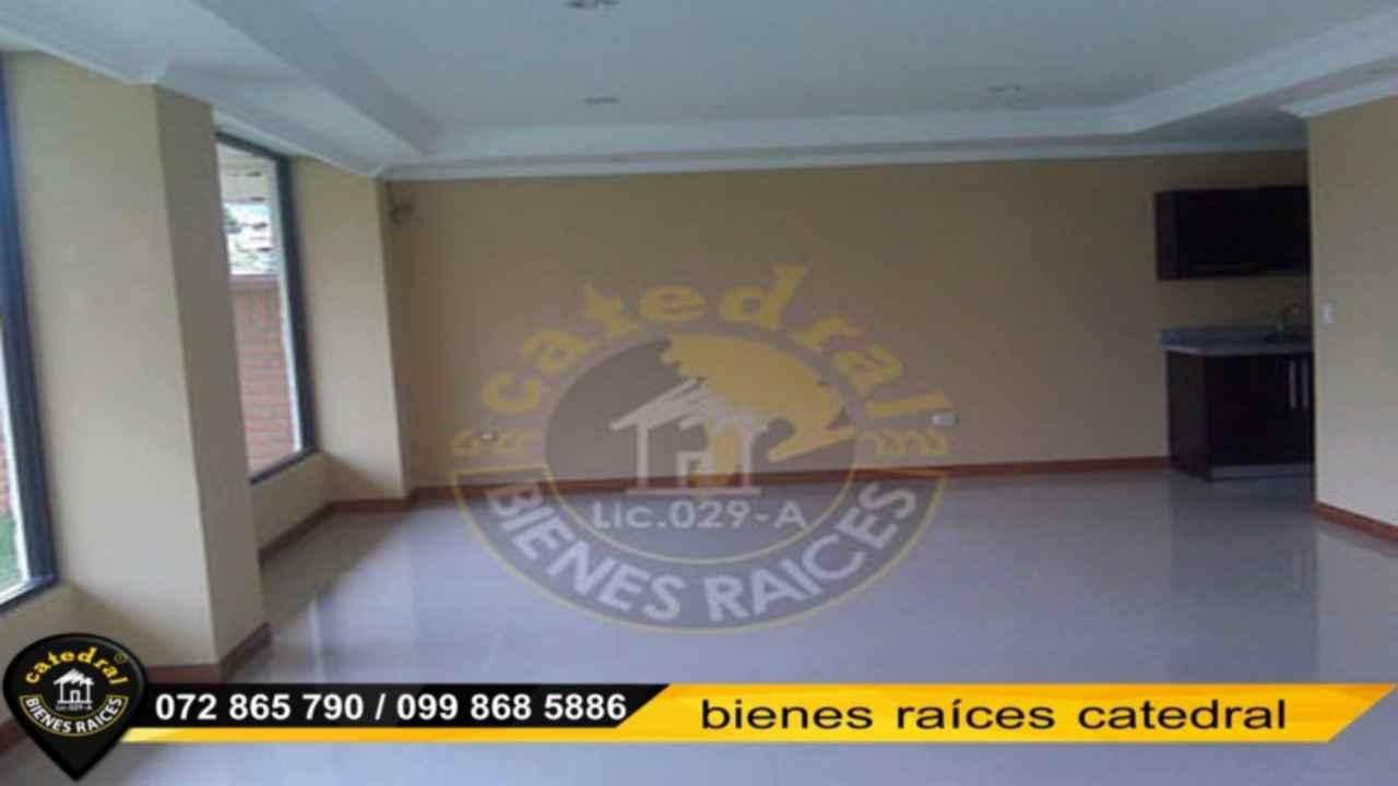 Local Comercial/Oficina de Alquiler en Cuenca Ecuador sector  Edificio Manzaneros
