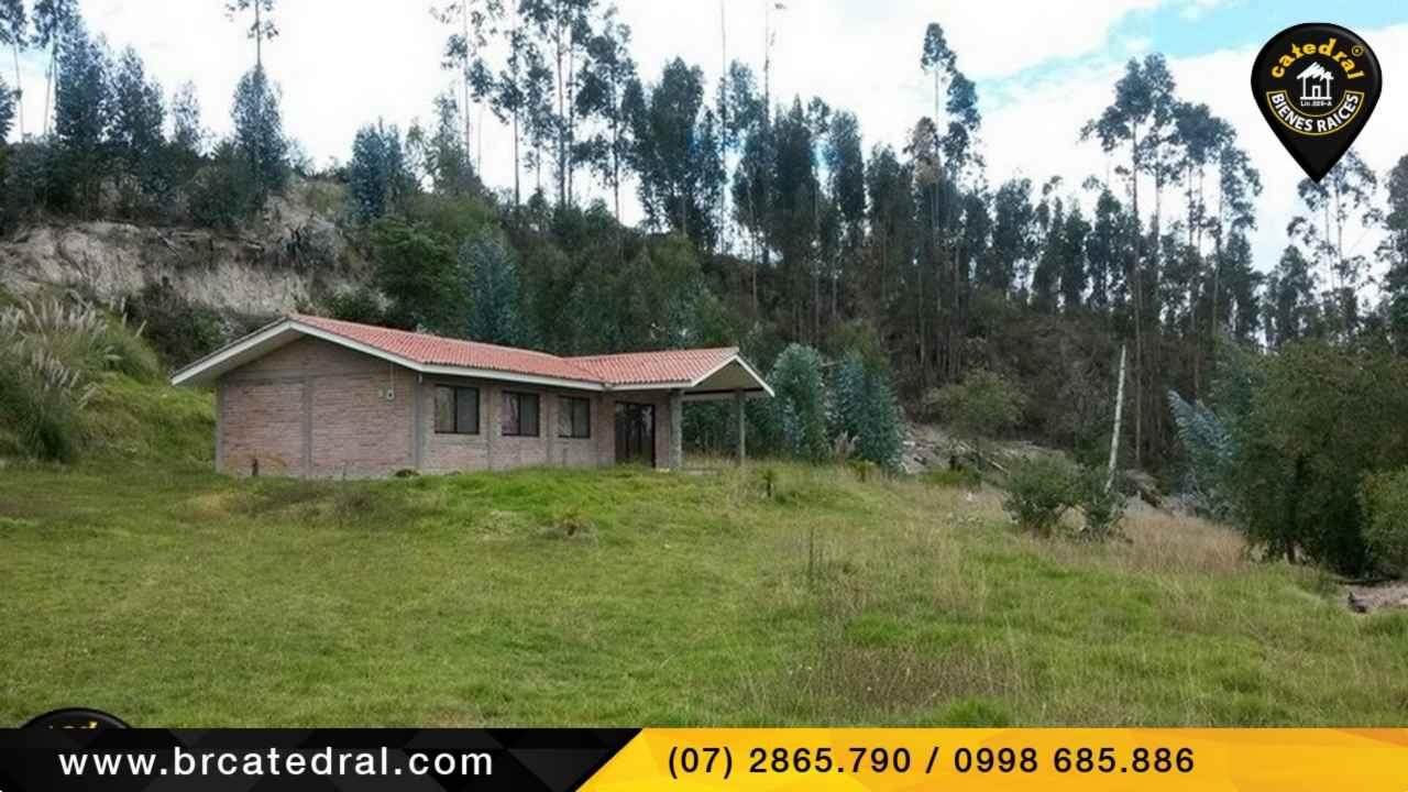 Ranch for Sale in Cuenca Ecuador sector Sigsipamba - Deleg