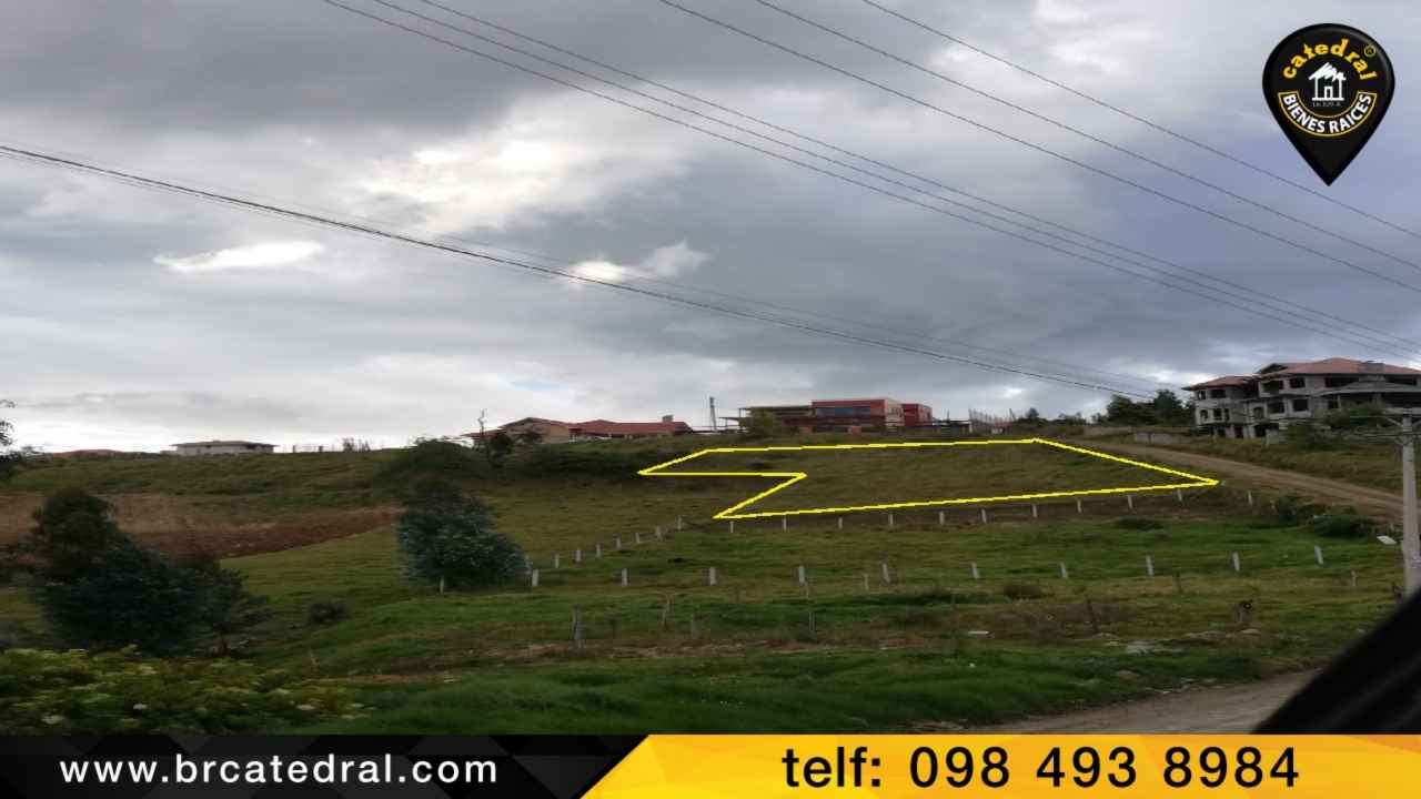 Land for Sale in Azogues Ecuador sector Uchupucun