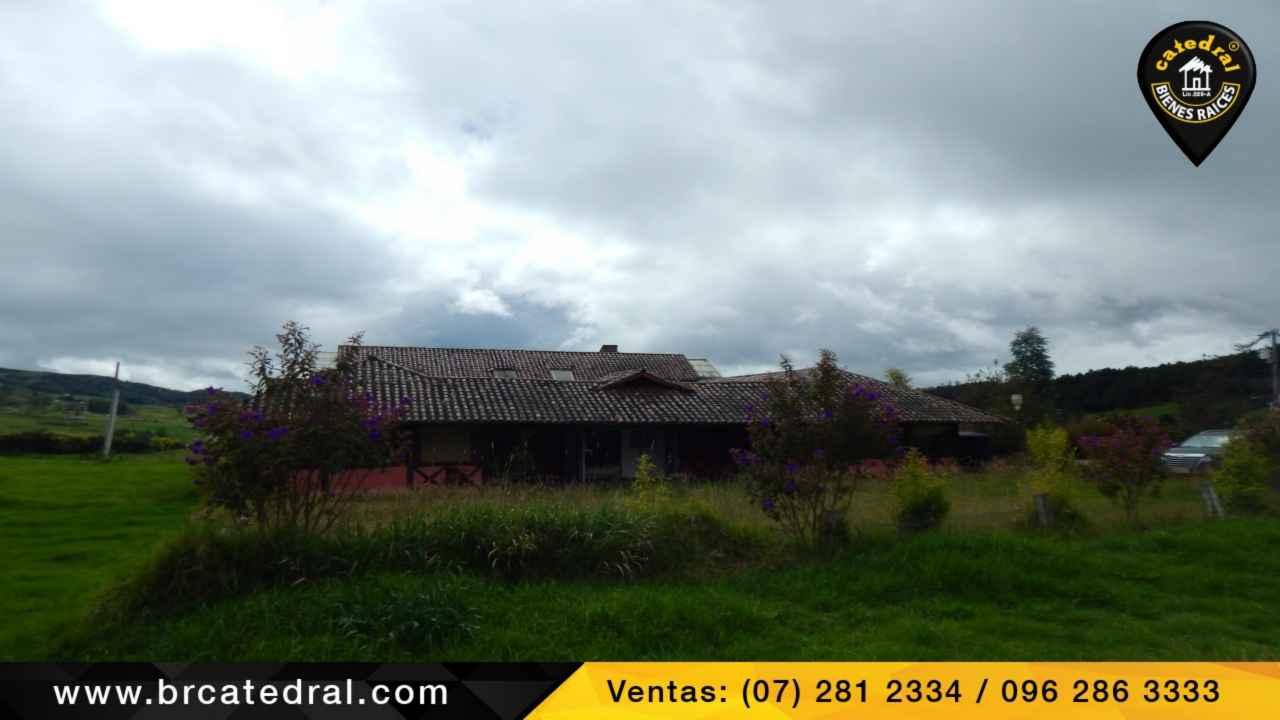 Quinta De Venta En Cuenca Sector Tarqui Irquis