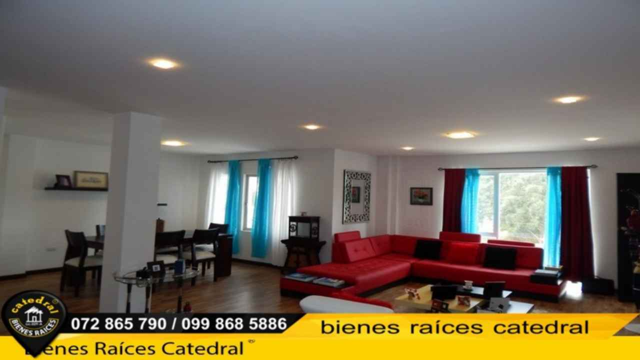 Apartment for Sale in Cuenca Ecuador sector Sector Av. Loja