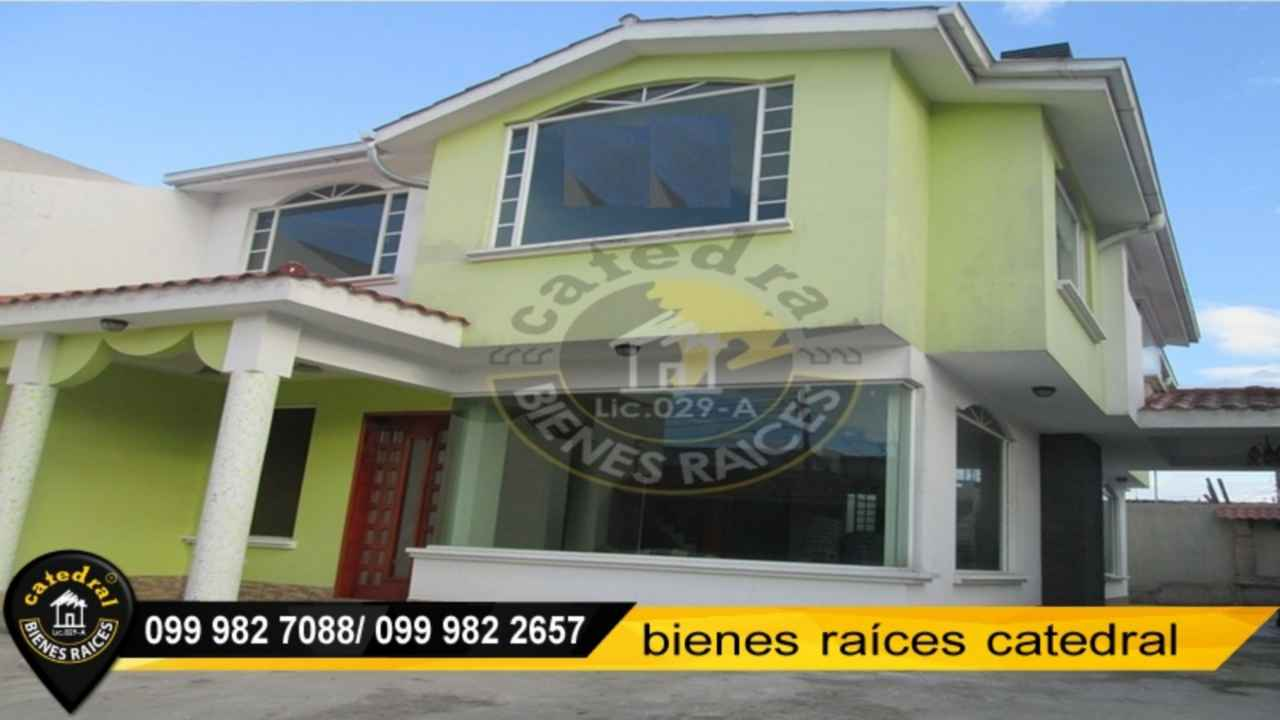 Villa Casa de Venta en Quito Ecuador sector Aloag/ Occidental/ vía Santo domingo