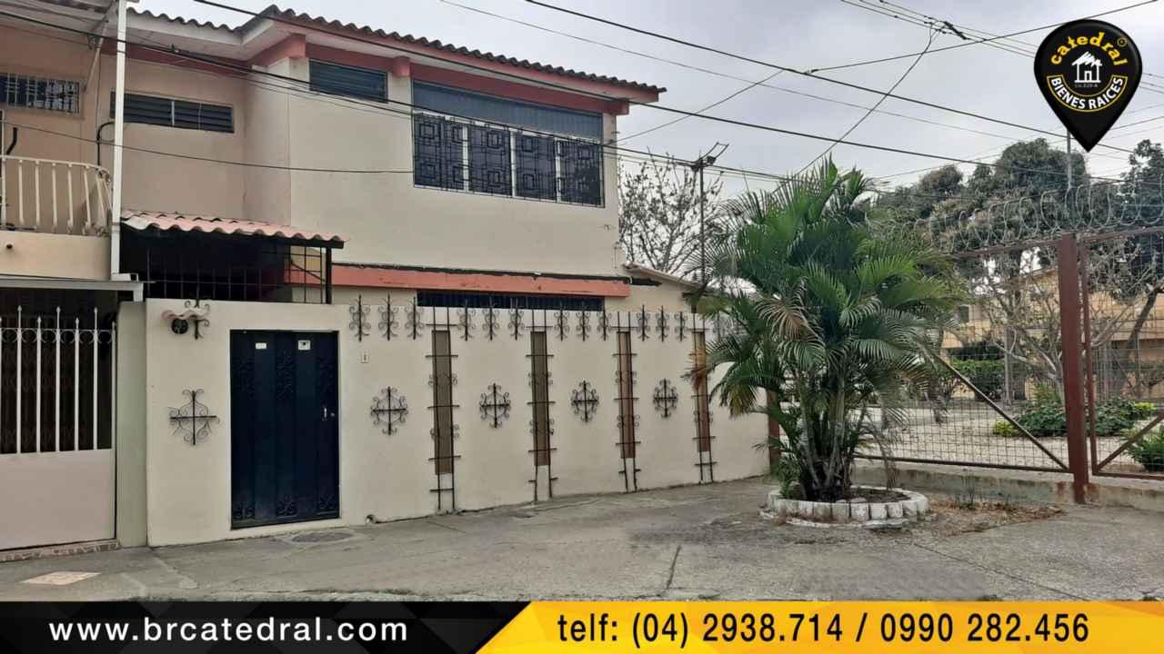 House for Rent in Guayaquil Ecuador sector Sur - Los Esteros