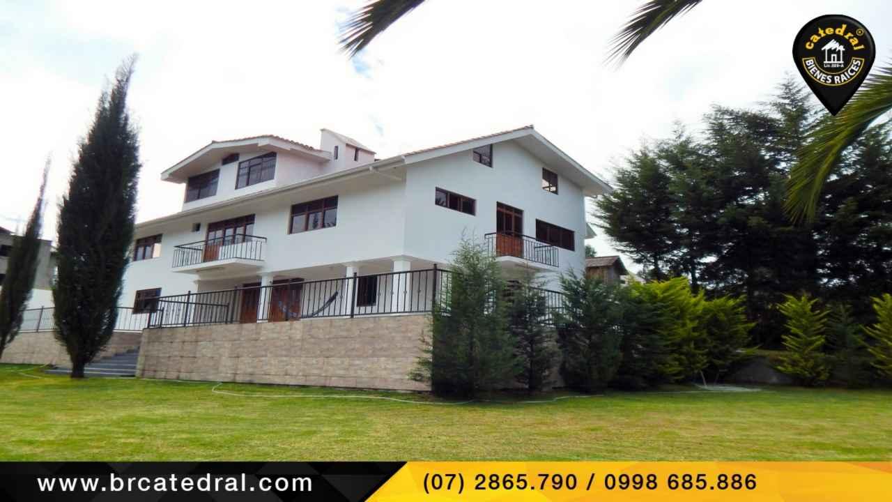 House for Rent in Cuenca Ecuador sector El Valle