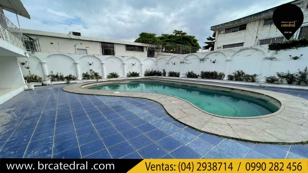 House for Sale in Guayaquil Ecuador sector Urdesa - Cerca Policentro