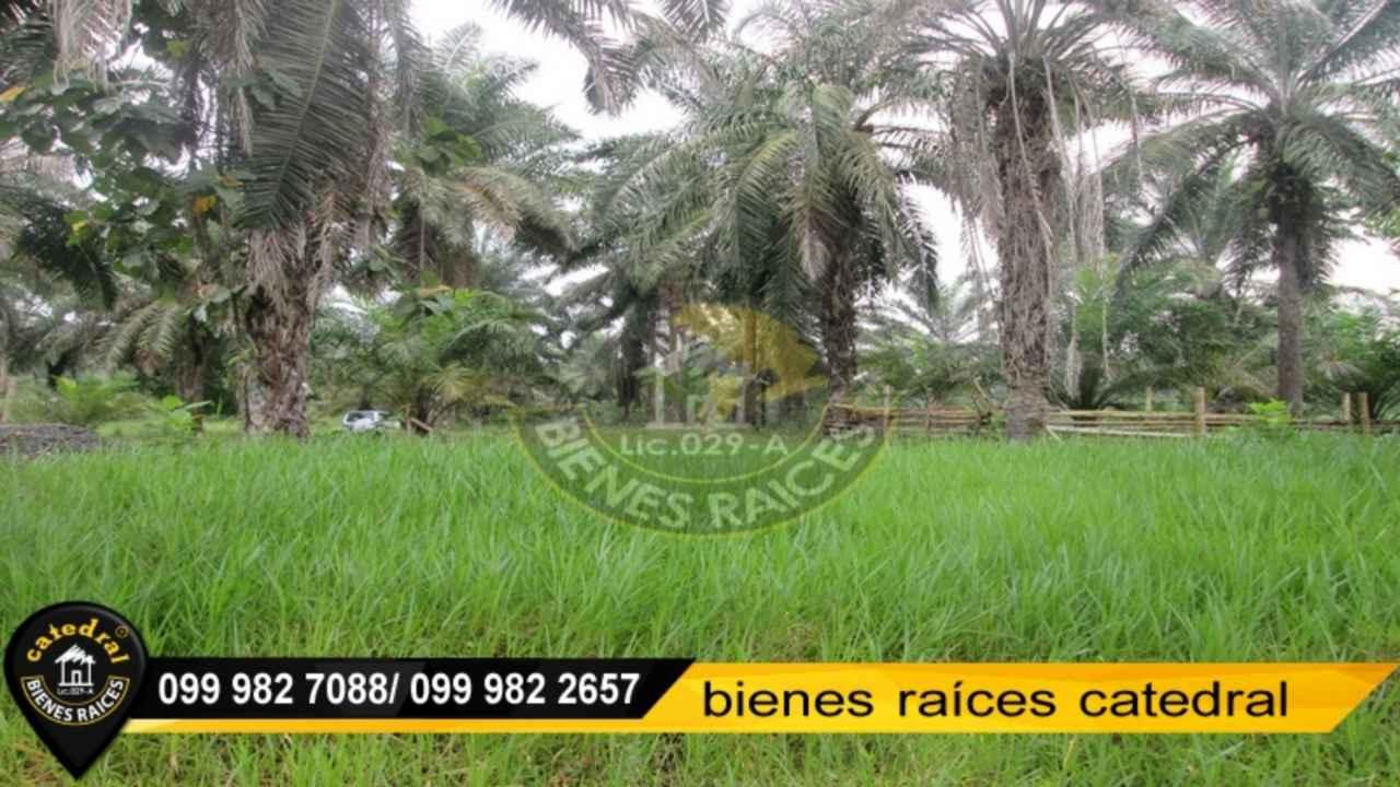 Hacienda de Venta en Quito Ecuador sector Los Ríos/ Los Ángeles vía La 14