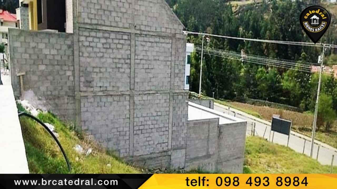 Sitio de Venta en Azogues Ecuador sector Parque Infantil