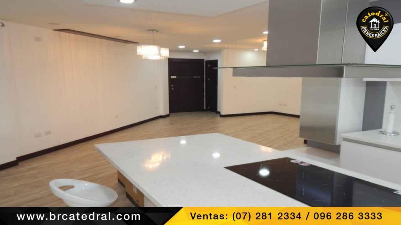 Apartment for Sale in Cuenca Ecuador sector Av. 10 de Agosto