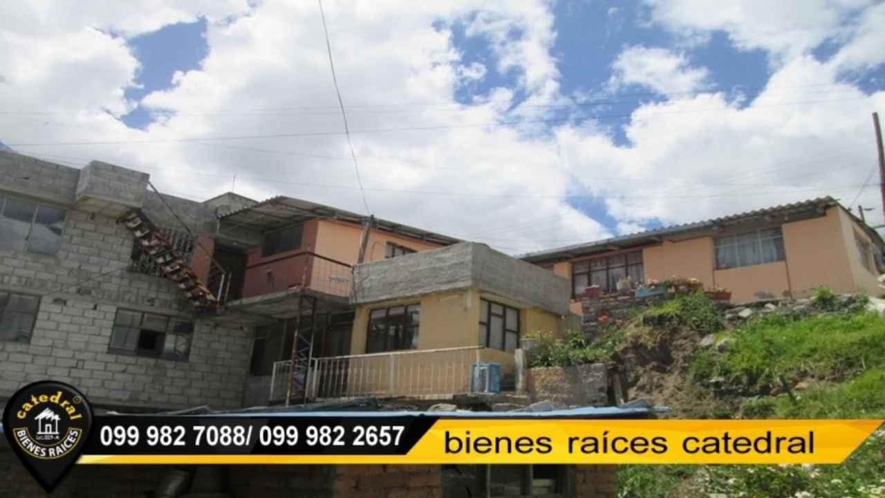 Villa Casa de Venta en Quito Ecuador sector San Isidro del Inca/ Norte de Quito