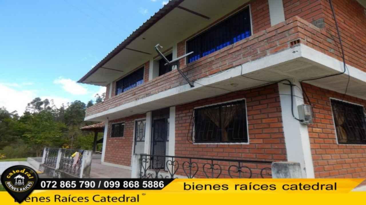 Ranch for Sale in Cuenca Ecuador sector Sitincay - Deleg