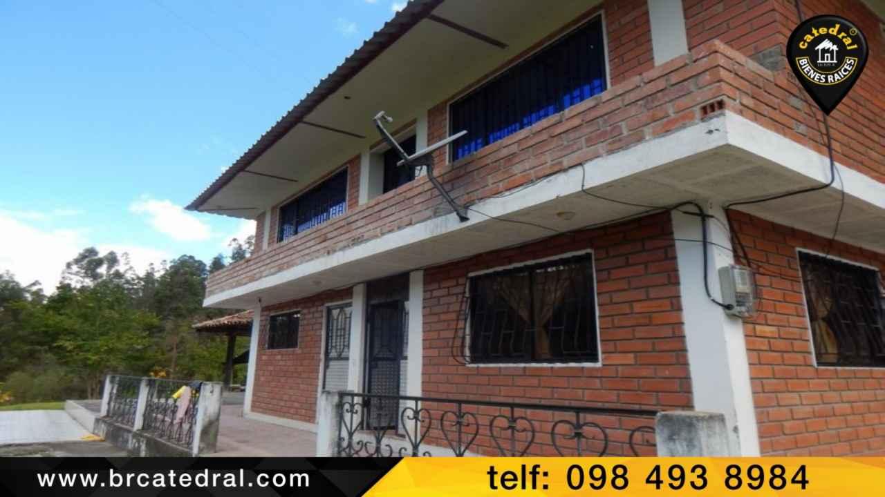 Ranch for Sale in Azogues Ecuador sector Sitincay - Deleg