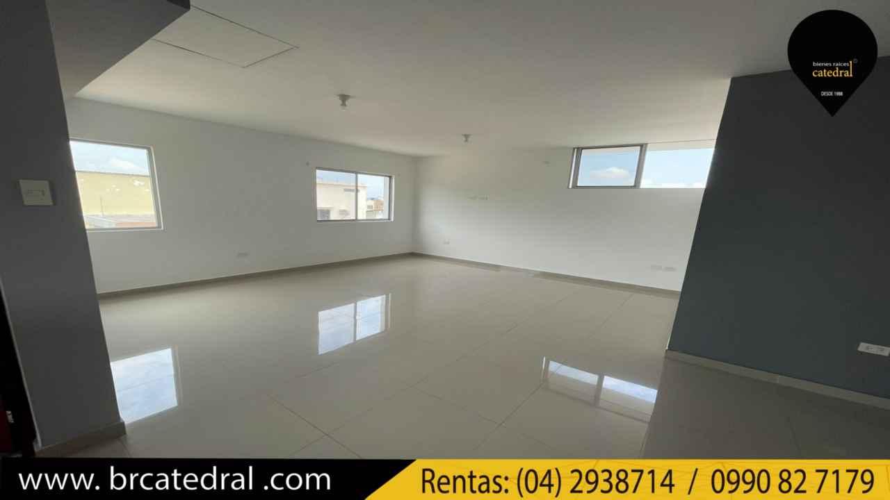 Apartment for Rent in Guayaquil Ecuador sector Ietel - Cerca al Mall del Sol