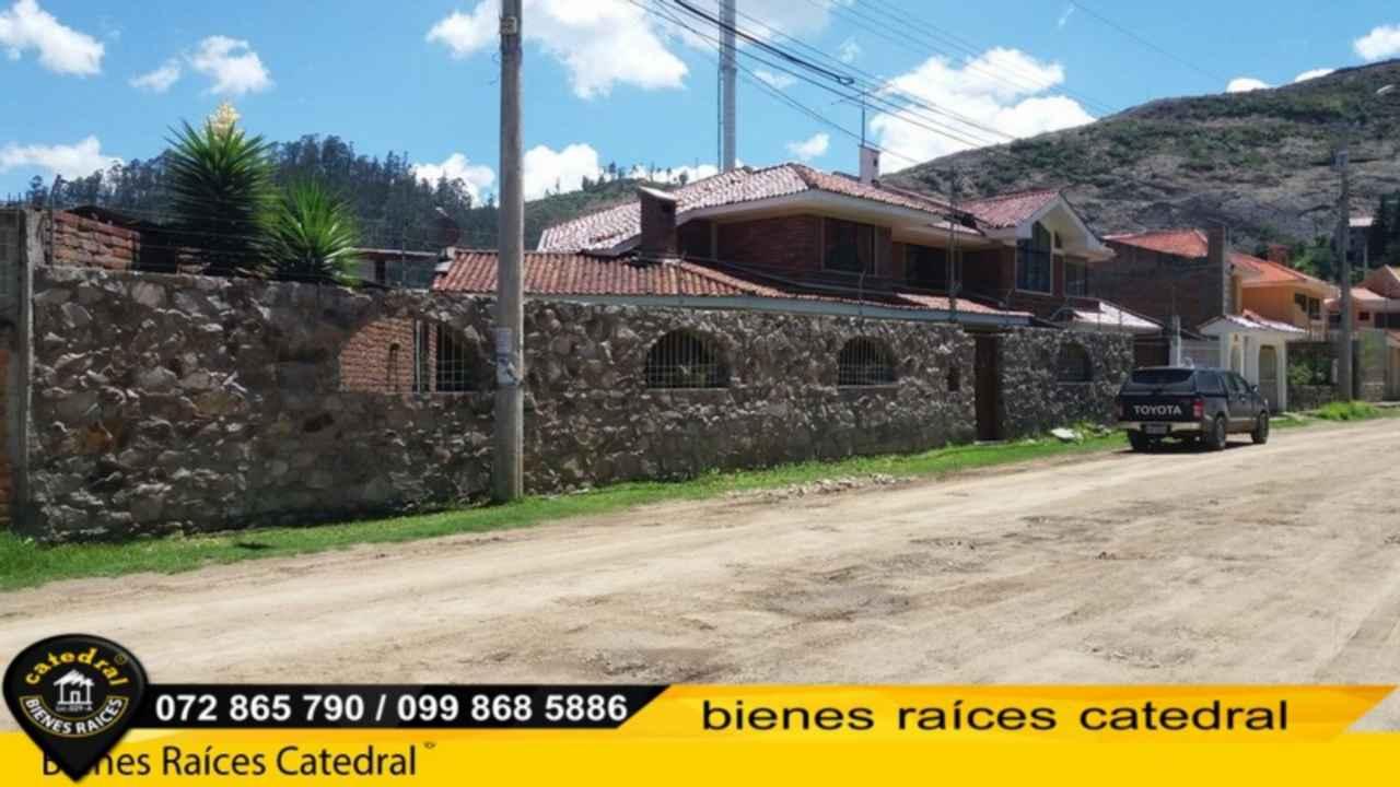 Villa Casa de Venta en Cuenca Ecuador sector Sector Ucubamba