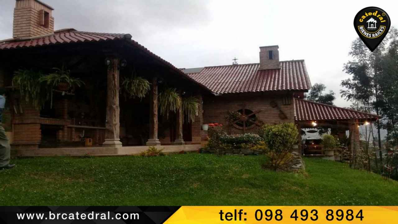 Ranch for Sale in Azogues Ecuador sector Chacapamba