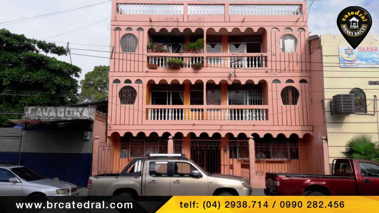 House for Sale in Guayaquil Ecuador sector Centro - Calle Andrés Marín