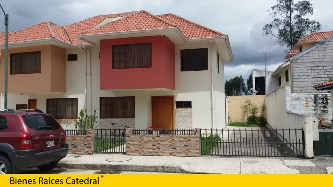 House for Sale in Cuenca Ecuador sector Urb. Porton II