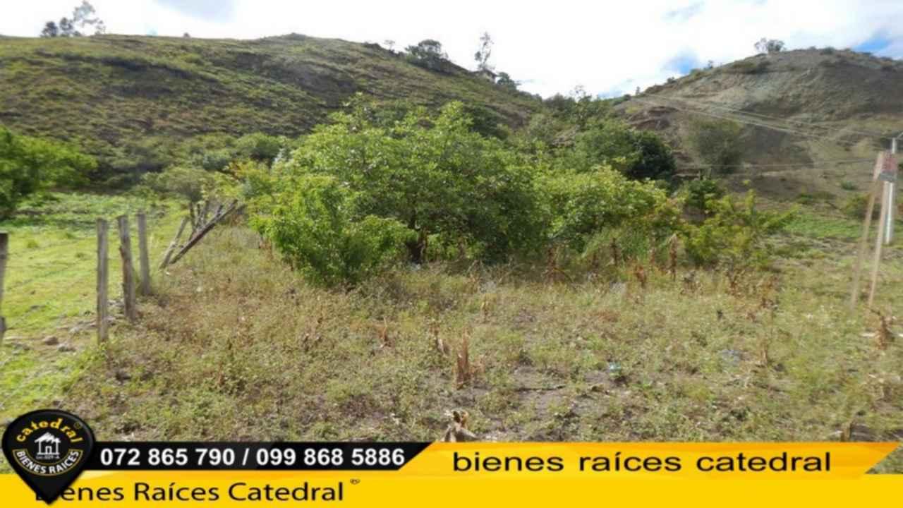 Land for Sale in Cuenca Ecuador sector La Unión del Sigsig