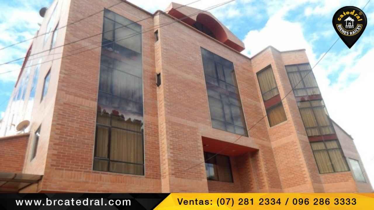 Apartment for Sale in Cuenca Ecuador sector Sector Av. Roma