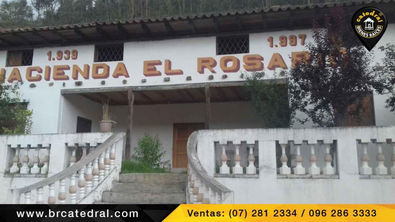 Ranch for Sale in Cuenca Ecuador sector Paute - Bulán