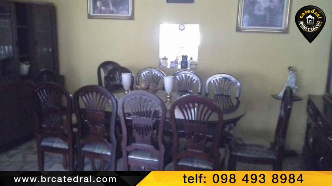 House for Sale in Azogues Ecuador sector La Playa - Av. 16 de abril