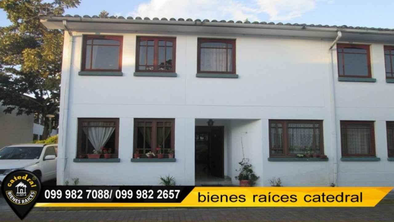 Villa Casa de Venta en Quito Ecuador sector San Luis/ Valle de los Chillos