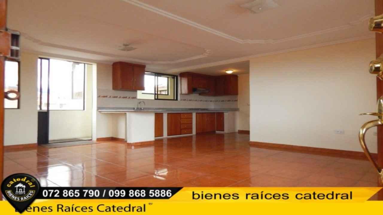 Departamento de Venta en Cuenca Ecuador sector Abelardo J. Andrade