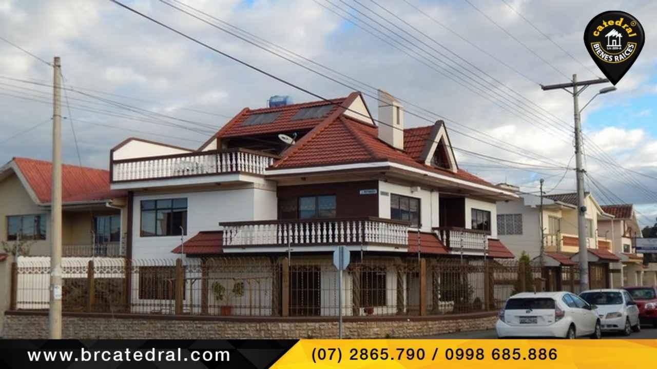 House for Sale in Cuenca Ecuador sector citadel Calderón