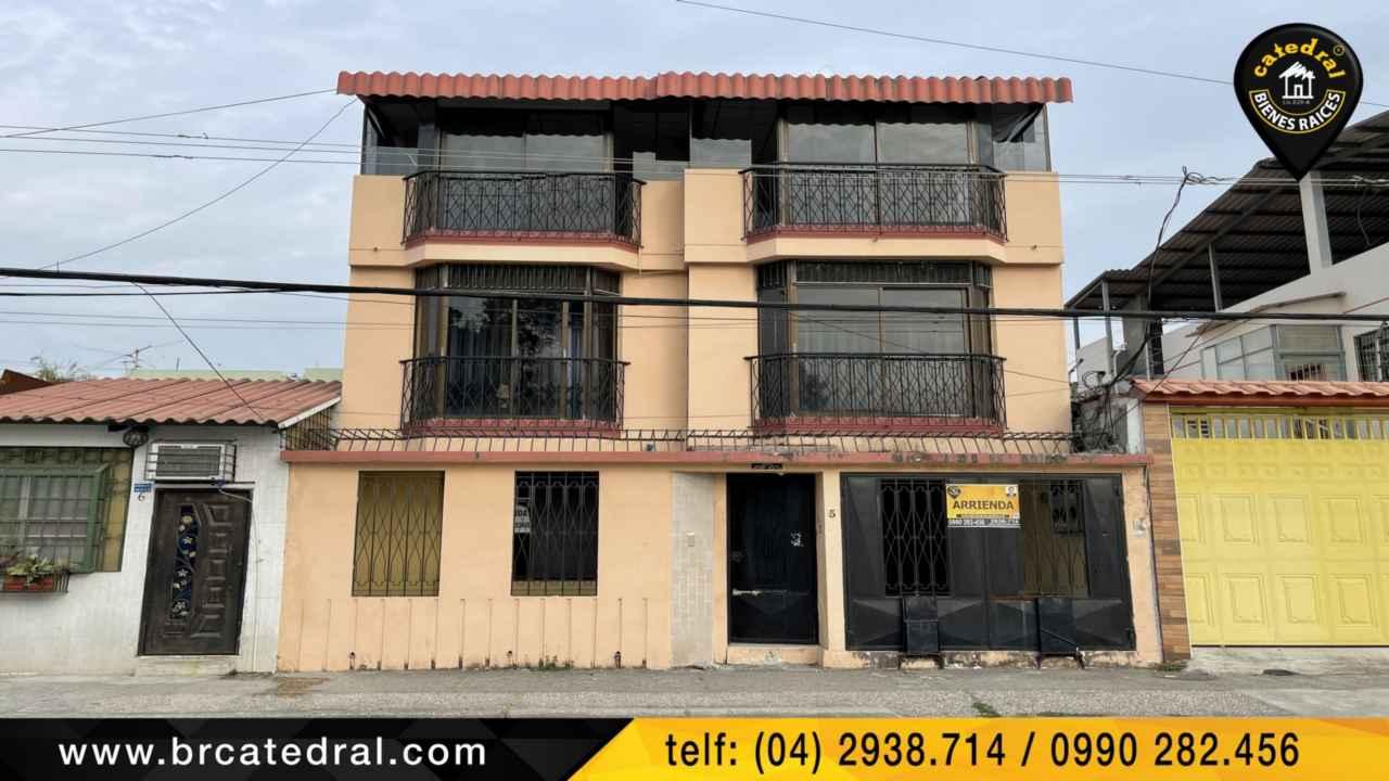 Apartment for Rent in Guayaquil Ecuador sector Suite - Alborada I etapa