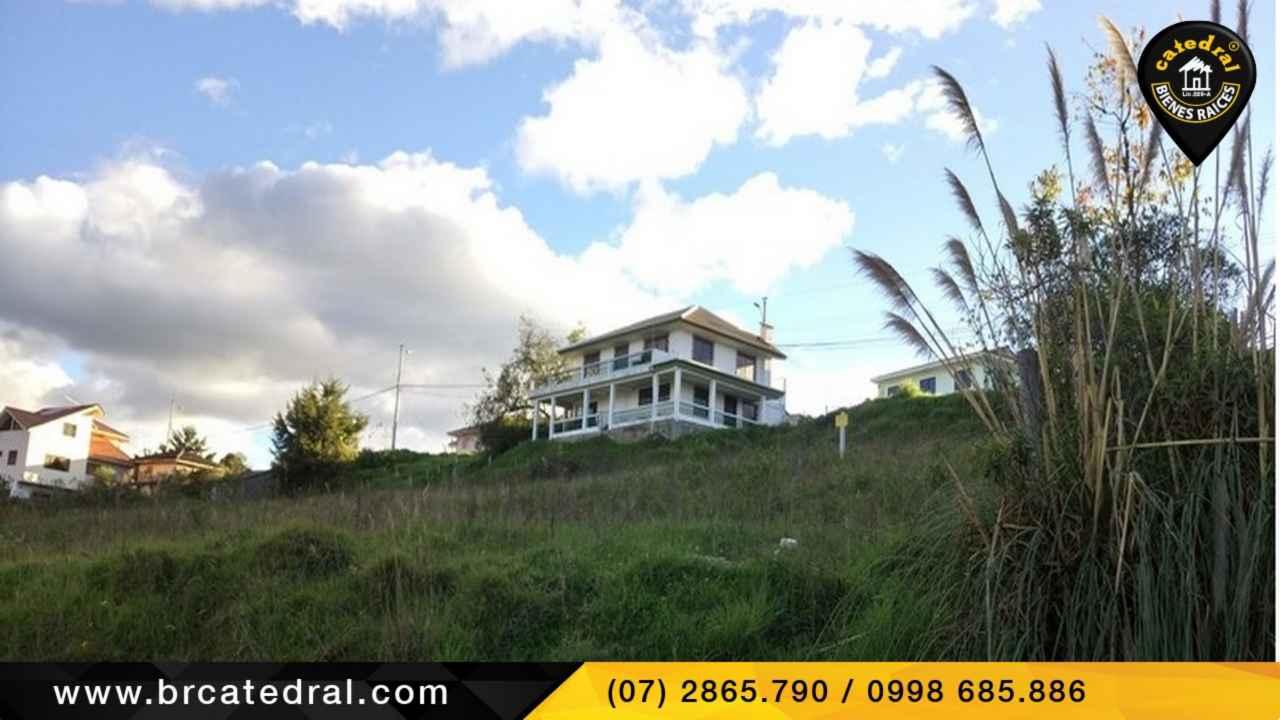 Land for Sale in Cuenca Ecuador sector Santana  Del Valle